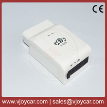 small tracking device with OBD ii port, plug and play, best choice for private car