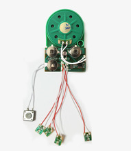 hot sale recordable voice module programmer for greeting cards