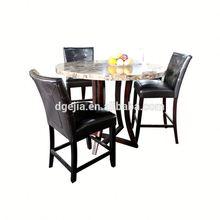 dongguan laminate dining tables white