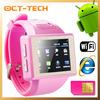 nice Large screen android smart watch phone ,shenzhen Cheap smart watch