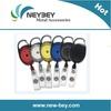 2014 wholesale multi-style carabiner retractable yoyo id badge reel
