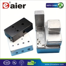 DAIER customized aluminum box for electronic