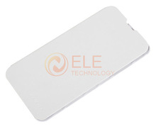 original ZOPO C2 leather case battery back cover case white color high quality free shipping