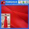 Fanshion Polyester Taffeta Fabric For Wedding Dress