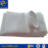 Suzhou Huilong Supply high quality cement dust collector filter bag / polyester felt dust filter bag for cement plant