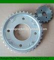 Dajin 1023 pieza de la motocicleta/piezas de la motocicleta de la rueda dentada de la cadena/suzuki ax100 partes