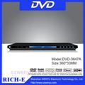 360mm home dvd com usb e visor