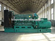 Ccs e BV aprovado refrigerado a água usado motor marítimo com gerador