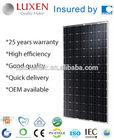 China Solar Panel Solar Solar system Paneles Solar Cell Photovoltaic Module