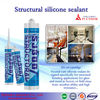 structural silicone sealant/ SPLENDOR high quality cheap silicone sealants/ weathering resistance silicone sealant