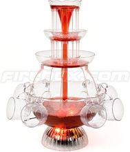 hot selling chocolate fondue fountain/ chocolate fountain/romantic chocolate fondue fountain