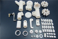 A complete set umbrella base plastic parts,HDPE,POM,ABS,Acrylic,PVC,PA,PP Parts,PTFE