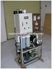 Mobile seawater desalination plant/filter