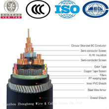 Wire Armoured power cable manufacturer