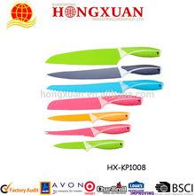 nonstick knife set / nonstick coating knife / nonstick kitchen knife