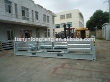 Anti-Rust Galvanized Storage Bin
