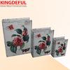 mdf decorative book style box set