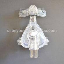 cpap nasal mask for medical breathing machine