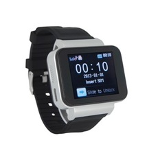 1.8 inch 128*128 touch screen function Smart watch phone TF card slot max 4G, FM/3G,,,smart watch oem