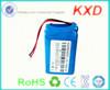 KXD li polymer 12v 1.5ah power tool battery