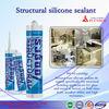 structural silicone sealant/ SPLENDOR high quality cheap silicone sealants/ silicone wall sealant