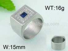 Fashion superman stainless steel wedding turkish wedding rings