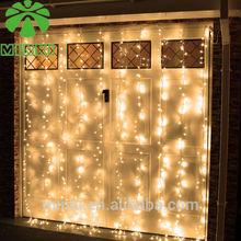 MINKI led curtain light cheap with good quality/fiber optic waterfall light curtain