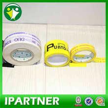 Ipartner hot sale bopp printed tape jumbo roll india market