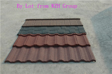 stone coated metal roofing shingle /africa metal roof /steel sheet