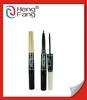 Wholesale high quality waterproof liquid Eyeliner +eyebrow pen
