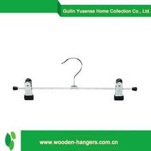Cheap wholesale metal hook pants hanger