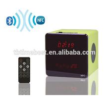 portable mini NFC mobile bluetooth speaker for Iphone/blackberry/Nokia/Samsung/Sony/HTC etc