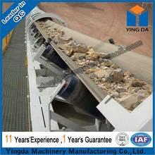 Convenient loading belt conveyor machine