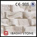 cuarzo natural cultivadas blanco del panel de piedra