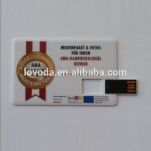 wholesale new cool design puzzle slide card usb flash drive/nail polish usb flash drive/vatop usb flash driver LFNC-004