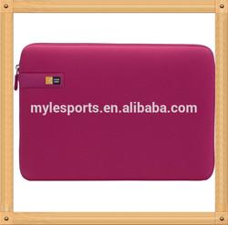 """10"""" Pink Neoprene Laptop Bags/ Case for Girl"""