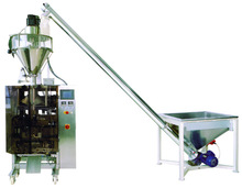 Powder packing machine complete automatic prodcuction equitment measuring filling nitrogen integration