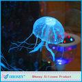 carino accessori per acquario acquario meduse decorazione silicone cina