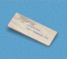 custom LOGO stamping aluminium metal works