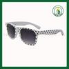 classic retro wayfarer sun glasses promotion custom sunglass dot China Sun glass