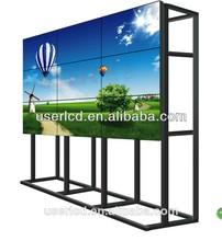 5.3 mm bezel 46inch DID LCD video wall screen