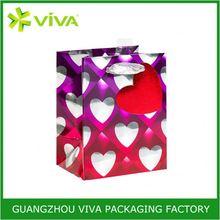 Luxury and elegant garment raw jute shopping bag