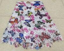 multi color print cord lace design SL0261