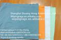 Limpo usado colorido tamanho padrão 100% algodão t- camisa de pano +factory preço