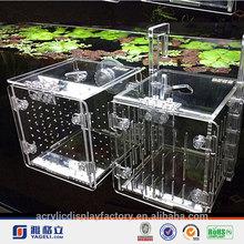 2014 Hot Sale!!! unique design fashion acrylic fish tank