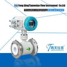 magnetic salt water flow meter