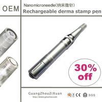 Auto Medical Skin Needling Rechargeable Derma Microneedle Pen (ZX12-60)