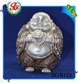Se félicite sgb123 pose laughing buddha fontaine d'eau