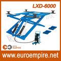 Lxd6000 2014 ce preço competitivo, mas de melhor qualidade em terreno elevador hidráulico do carro