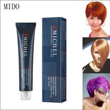 Low ammonia permanent hair dye